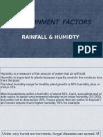 06. ENVI. FACT -  RAINFALL  & RH.pptx