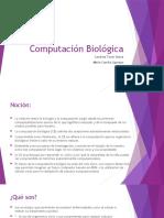 Computación Biológica