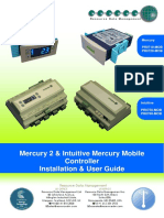 Intuitive Mercury Mercury 2 Mobile Case Controller User Guide V1.2