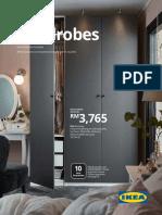 Ikea Wardrobe 2020