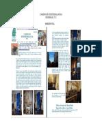 Camino de Fuentes Blancas Páginas 1 y 2 Horizontal