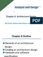 Chapter 8. Architecture Design.pptx