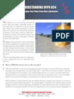 understandingNFPA654 2006 Edition