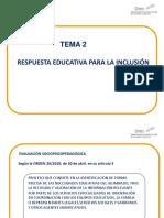 TEMA 2 apoyo para el proyecto Dificultades sensoriales y motrices e intervención educativa