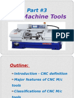 Ch 3-Part I -CNC Machine Tools