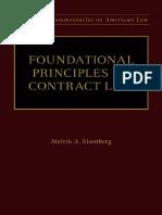 Melvin Aron Eisenberg - Foundational Principles of Contract Law-Oxford University Press, USA (2018).pdf