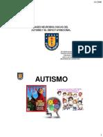 6Bases neurobiologicas Autismo y TDA 2019