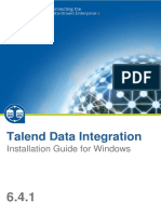 Talend_DataIntegration_IG_Windows_6.4.1_EN