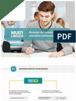 Multilingua - Generalidades Examenes de Inglés