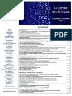 Actualités juridiques réseau distribution 2016
