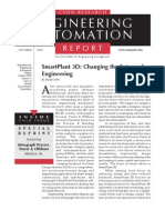 Smart Plant 3D Changing the Future of Engineering Oct2003 - Cyon Research