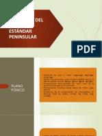 ESPAÑOL(ES) ESTÁNDAR(ES) Y ESPAÑOL DE GALICIA
