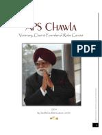 Profile Aps Chawla 2014