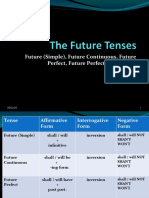 Revision of Future Tenses.ppt