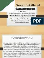 45 Seven skills of management.ppt