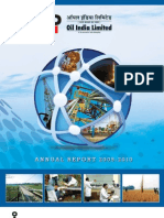 Annual Report 09 10 Oil India Ltd
