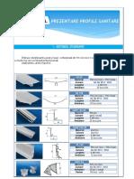 Prezentare Profile Sanitare MPM