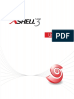 Xshell30 Manual