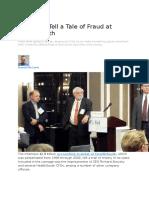 health south fraud