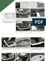 06 08 Hyundai Sonata Grille Installation Manual Carid