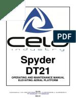 Spyder DT21