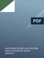 LAPORAN RESMI 1