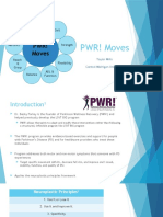 pwr  moves presentation