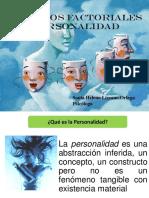 MODELOS FACTORIALES DE LA PERSONALIDAD