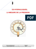 480 S - Mesure de La Pression