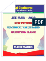 Jee-Main_Numeric Value Questions_Maths.pdf