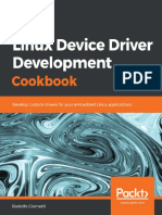 Linux Device Driver Development CookBook.pdf