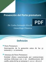 prevención parto prematuro
