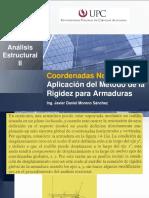 Met de Rigidez para Armaduras - Parte 3