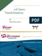Riyaj Cost Based Query Transformation