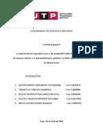 OPERADORES DE COMERCIO EXTERIOR (Producto Exportado 2020)