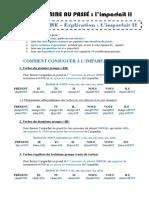 Unité 3 L'imparfait II - pdf