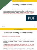 Symbolic Reasoning  cha 7