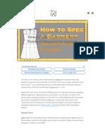 How to Spec a Garment.pdf