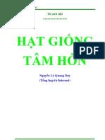 Hat Giong Tam Hon