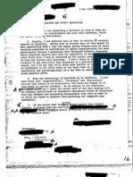 CIA Hypnotism 1955