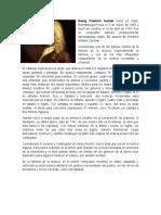 Biografía de Handel