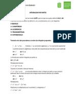 EJERCICIOS-INTEGRACION POR PARTES-TANIA BARCENAS.pdf