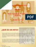 DIAPOSITIVA EL MITO Y LA LEYENDA