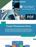 Syarif Muahamd Rizal-D1091181005-Manajemen Administrasi Pembangunan