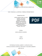 REALIZACIÓN DE AUDITORÍAS E INTERVENTORÍAS AMBIENTALES