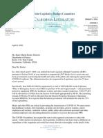 Final - Jlbc to Dof - Section 36 Letter - Covid-19 - Ppe - 04-9-2020.Secp
