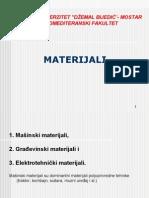 Predavanja 2-Materijali