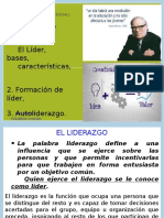 11. T. LIDERAZGO, TIPOS, LIDER