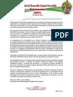 Operaciones Militares en ZRCPA Sin Acatamiento de Medidas de Prevención de COVID 19