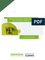 Proyecto educativo institucional para la primera infancia.pdf
